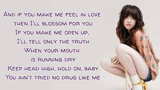 Carly Rae Jepsen - No Drug Like Me (Lyrics)
