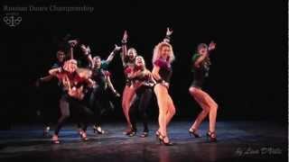 dance crew Caution Hot! (Russian Dance Championship Project818)