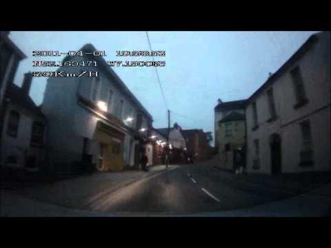 PUBLIC HEALTH WARNING RADON GAS WLR-FM LOCAL RADIO WATERFORD IRELAND FRIDAY 1ST APRIL 2011 DOD GS600