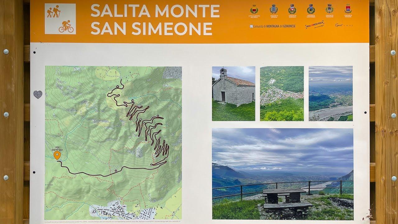 Download Riding Monte San Simeone, Italy