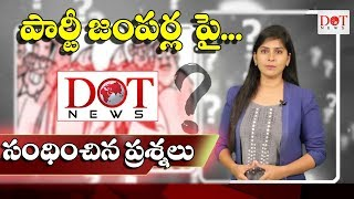 DotNews Questions On Political Party Jumpers and Parties |  Dot News
