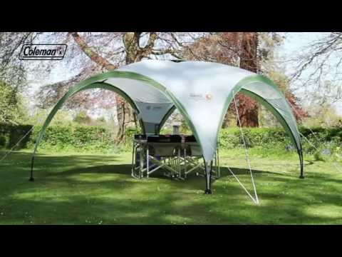 Coleman Event Shelter Pro 12x12 Youtube