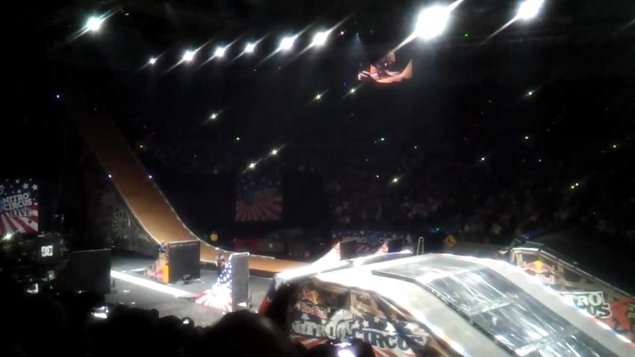 Rod laver arena seating rod laver arena floor plan - Nitro Circus Live Double Backflip Rod Laver Arena Melbourne 25 5 12