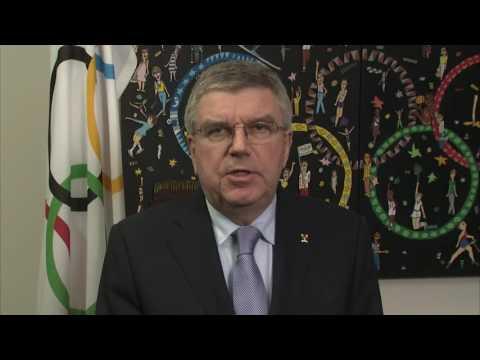 IOC President Thomas Bach's Statement On McLaren report (12/9/16)