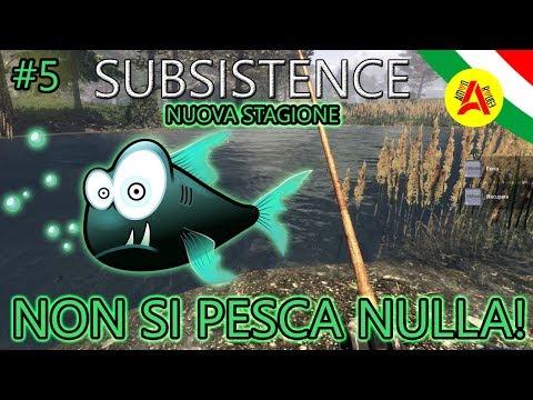 Non Si Pesca Nulla!!! - Subsistence S2 #5