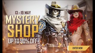 Mystery Shop - Breakbone Sheriff and Deputy    Garena Free Fire
