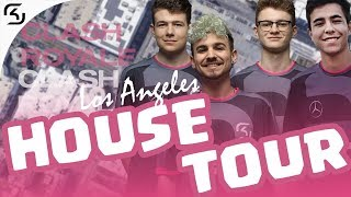 LA GAMING HOUSE TOUR | SK CLASH ROYALE