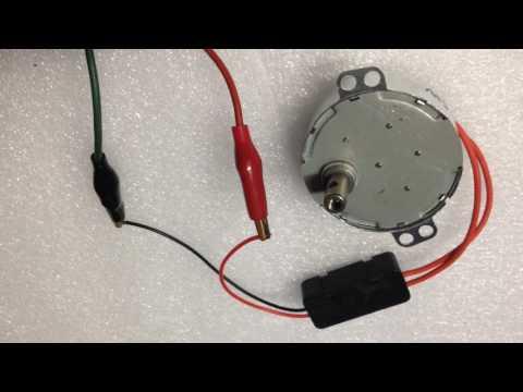 Motor túp năng quạt 12VDC 5Rpm sieuthidiy.com