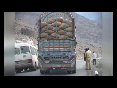 Pe drumul mătăsii: De la Alma Ata la  Lahore