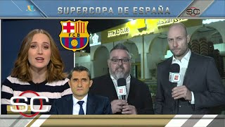¿FIN del camino para Valverde en Barcelona? Aseguran que Barca se reunió con Xavi | SportsCenter