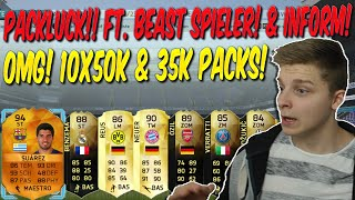 FIFA 16: PACK OPENING (DEUTSCH) - FIFA 16 ULTIMATE TEAM - 50K PACKS PACKLUCK Ft VIELE 86+ & INFORM!