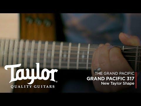 The Taylor 317e   Grand Pacific Dreadnought