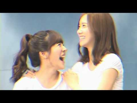 SNSD CF - Global Fair & Festival Incheon Behind the Scenes Apr28.2009 GIRLS' GENERATION