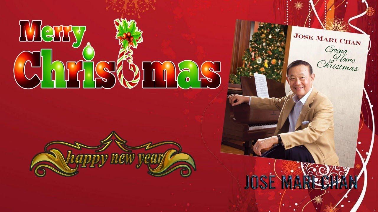 Christmas Songs Of Jose Mari Chan 2018 ||| Jose Mari Chan Best Christmas Songs of All Time - YouTube