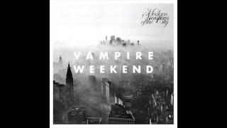 Repeat youtube video Vampire Weekend - Hannah Hunt