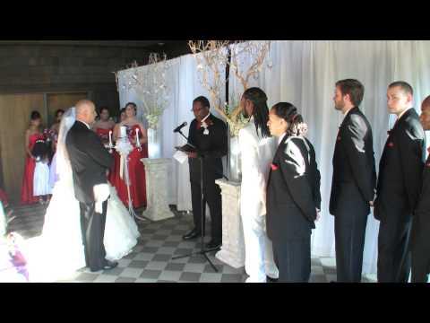 Brandon and Ashley's Ceremony Documentary