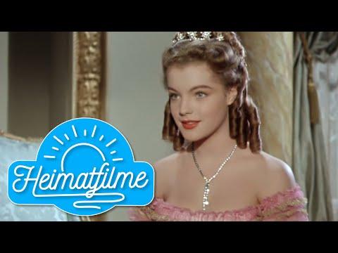 Romy Schneider in 'Mädchenjahre einer Königin' | Heiratsantrag | 1954 HD