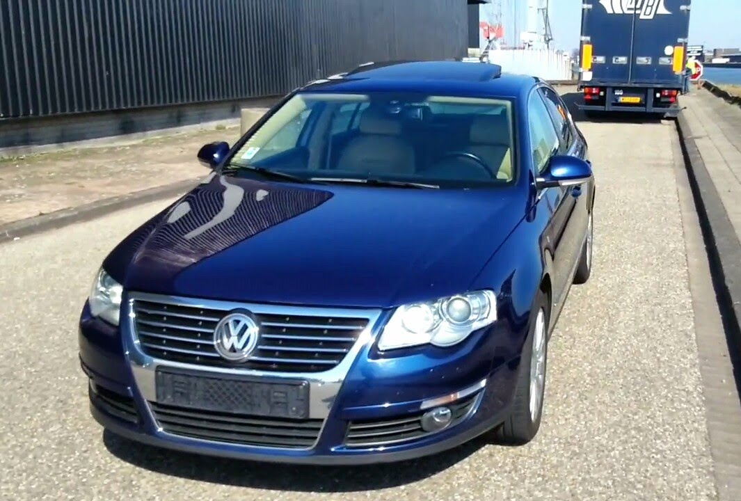 Volkswagen Passat 2 0tdi Start Up In Depth Review Interior Engine Reving You