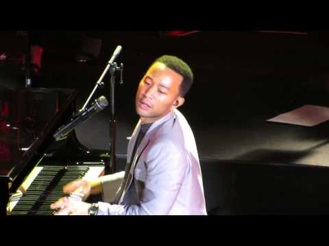 John Legend - Save The Night (Eventim Apollo, London 2014) HD