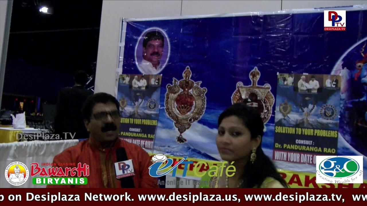 Rudraksha Specialist - Pandu Ranga Rao Garu speaking to DPTV