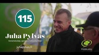 Juha Pylväs 115