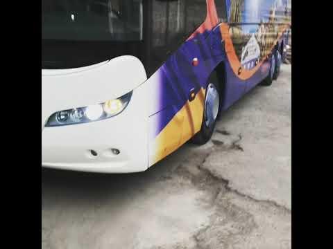 Armenia Yerevan EnjoyArmenia Bus Neoplan 52/17 Busvoyage +37493411279