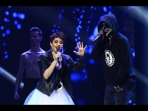 """""""Te rog"""". Vezi interpretarea Olgăi Verbițchi & Carla's Dreams din marea finală X Factor!"""