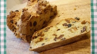 Irish Soda Bread Recipe No Buttermilk Easy