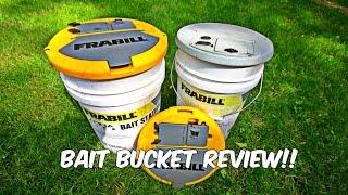 Frabill Aqua-Life™ Bait Station Review