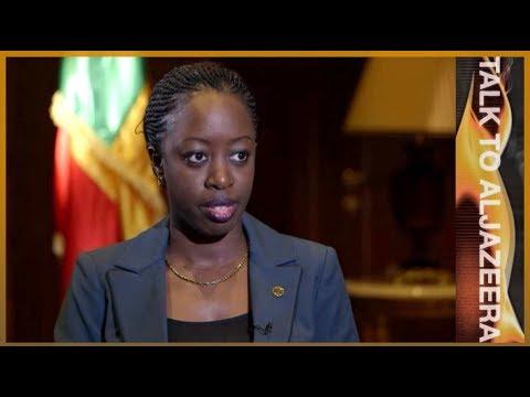 🇲🇱 Mali FM Kamissa Camara on rebels, human rights and the Sahel security | Talk to Al Jazeera