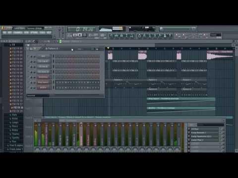 Fl Studio Remake: Calvin Harris - Summer (R3hab & Ummet Ozcan Remix) [Fozzy Remake] +.FLP