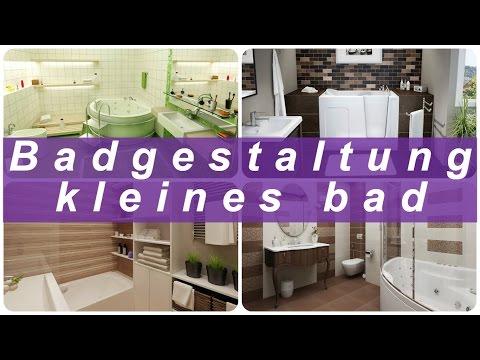 Badgestaltung Kleines Bad   видео смотрите