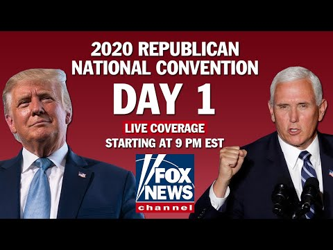 RNC Day 1 | Featuring President Trump, Nikki Haley, Jim Jordan and others