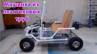 Электромобиль из шуруповерта(, 2015-09-20T08:19:10.000Z)