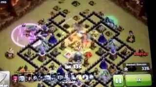 Clash of clans max th9 demolished with a gowiwi n couple of pekkas. Join warfarmersuk for sum action