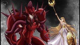 Como Fue la primera Guerra contra Ares - Saint Seiya / Caballeros del Zodiaco