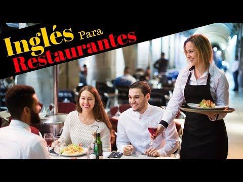 130 Aprende Inglés Práctico 😀 Inglés Para Restaurantes   (Inglés/Español)