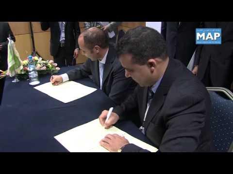 Accord Banque Islamique de Développement et Groupe Marita