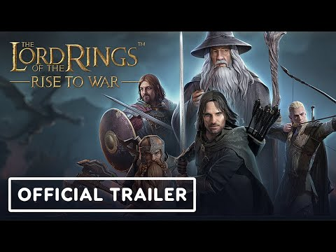 The Lord of the Rings: Rise to War - Official Trailer