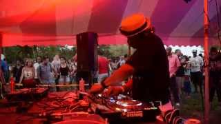 Eddie Fowlkes Techno Soul DJ Set at Charivari Detroit