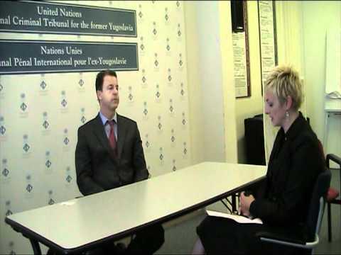 Exclusive Interiew with chief UN war crimes prosecutor Serge Brammertz