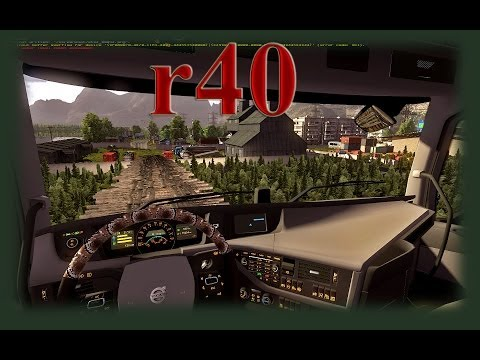Truckers map by.goba6372.r40 1.8.2.5 final