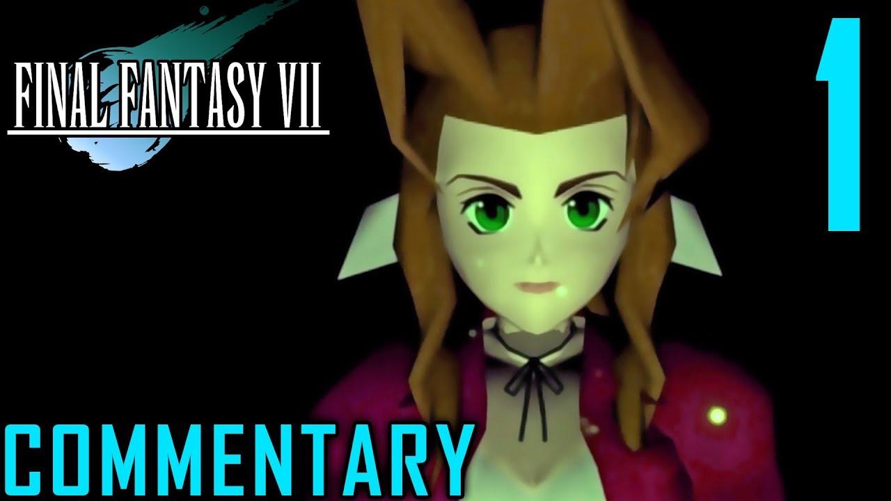 Final Fantasy Vii Walkthrough Part 1 Cloud The City Of Midgar Youtube