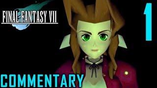 Final Fantasy VII Walkthrough Part 1 - Cloud & The City Of Midgar