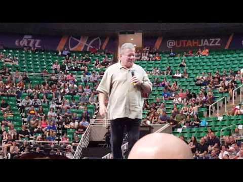 William Shatner SLC Comic Con