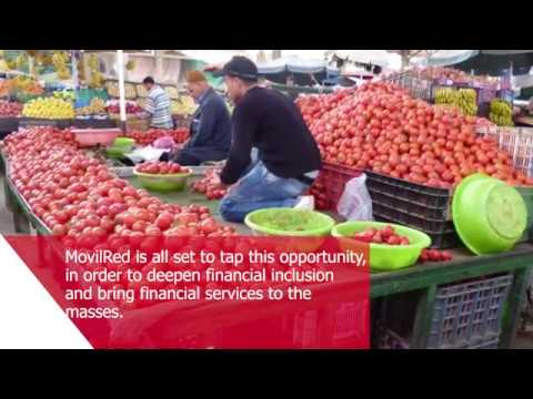 MovilRed, Colombia - Vision for mobile money