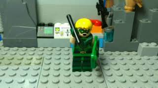 Зелёная Стрела(тест)