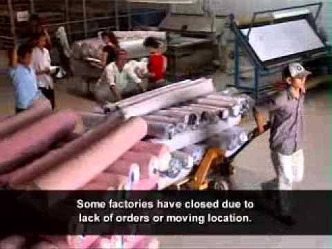 Cambodia's Garment Industry