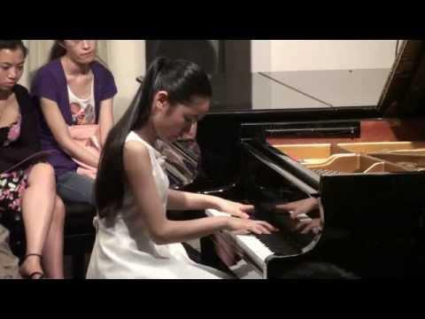 Tiffany Poon - Liszt Liebestraum No. 3 in A-Flat Major