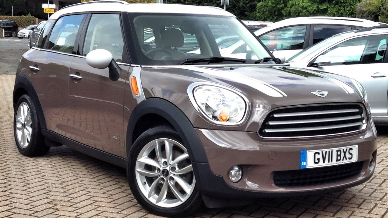 Mini Countryman 16 Cooper D Chili Pack All4 For Sale At Cmc Cars